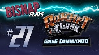 Let's Play Ratchet & Clank: Going Commando Episode 21 - The Impossible Challenge
