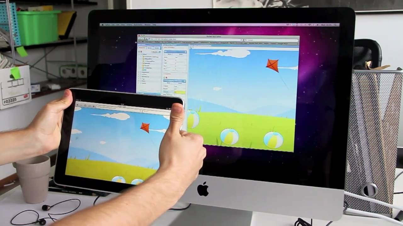 Rocket Engine Introduction - HTML/Javascript - Plugin-Free Browser Game  Development
