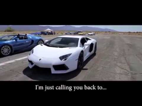 Girlfriend Voicemail Racing Cars