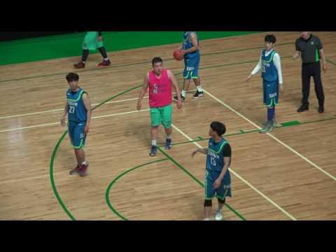 제 21회 경기도지사기 생활체육 농구대회 대학부 4강 1경기 광명시 vs 성남시 전반전