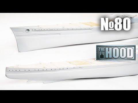 HMS Hood | Issue 80 (Amati, hachette)
