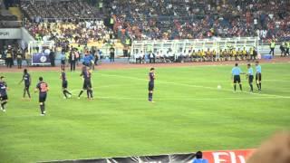 www.rojakrants.com : Arsenal FC vs Malaysia XI 2012 - Before The Game Begin