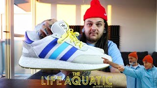 TEAM ZISSOU ADIDAS SHOES! /// HOW TO CUSTOMIZE YOUR OWN PAIR