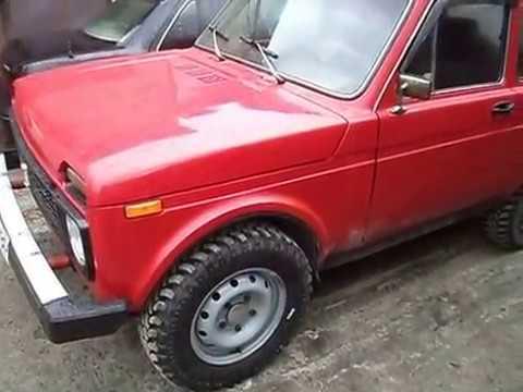 Нива дизель VW