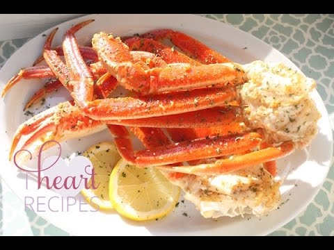 How To Cook Snow Crab Leg In The Oven Easy Seafood Recipe I