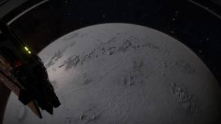 Пейзажи космоса Elite Dangerous