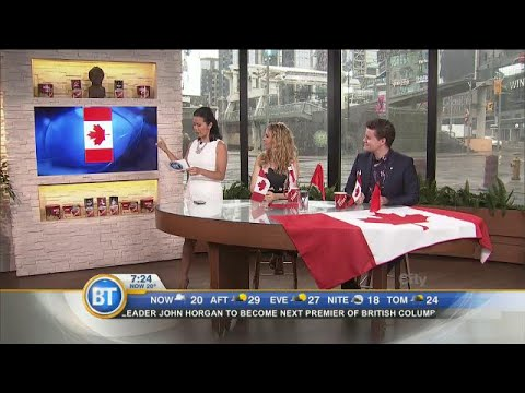 Flag Etiquette: Can You Guess These Canadian Flag Rules?