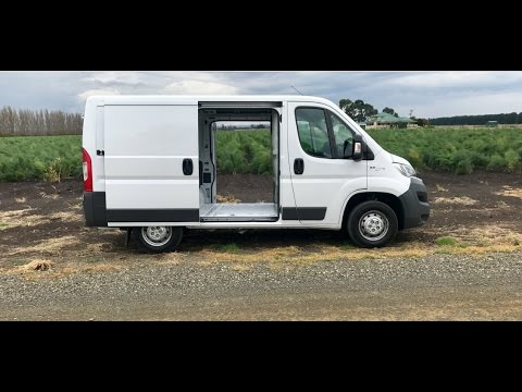 new car 2017 fiat ducato swb review youtube. Black Bedroom Furniture Sets. Home Design Ideas