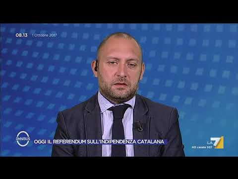 Omnibus - Il 22 ottobre i referendum in Lombardia e Veneto (Puntata 01/10/2017)