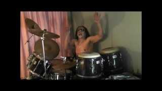 Psycho Drummer Reveals Secret Knowledge