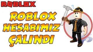 ROBLOX HESABIMIZ ÇALINDI !! / Roblox Duyuru / Roblox İzle / FarukTPC