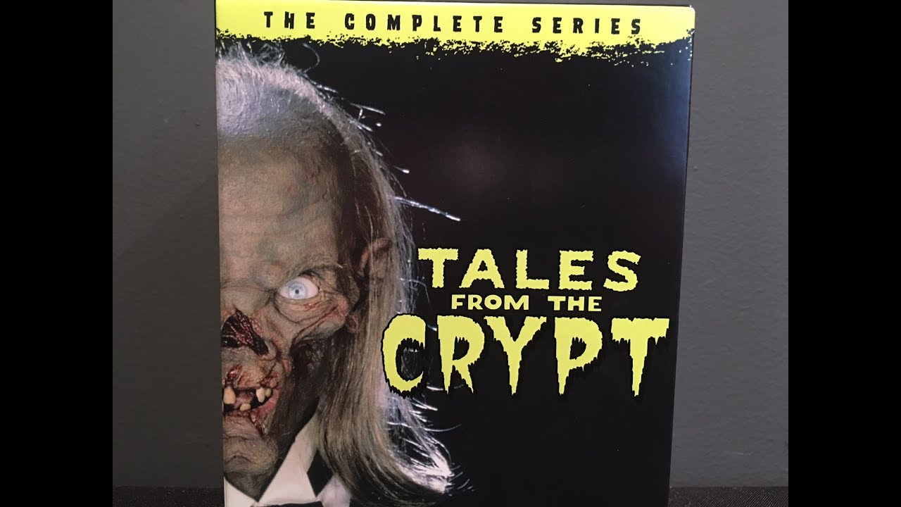 tales from the crypt complete series blu ray