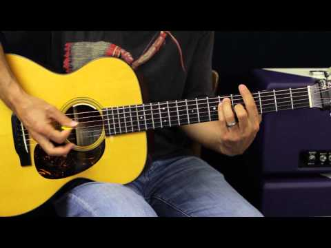 How To Play - MAGIC! - Rude - Guitar Lesson - Tutorial - Chords