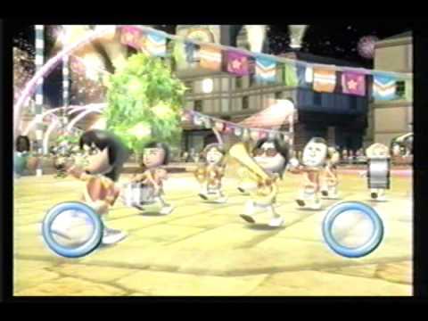 Wii Fit Plus - Rhythm Parade