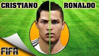 CRISTIANO RONALDO evolution [FIFA 04 - FIFA 16] ⚽
