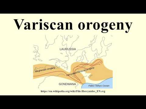 Variscan orogeny