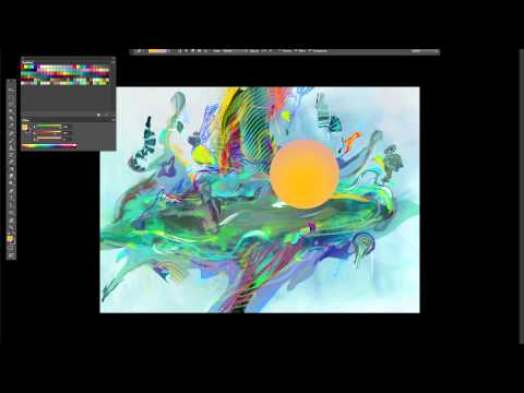 Delta : Digital Painting – Adobe Photoshop Time Lapse