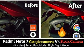 Download Redmi Note 7 Stock Camera Vs Google Camera Yeh Hai