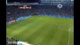 LEON vs AMERICA   Final Ida Apertura 2013   Diciembre 12, 2013