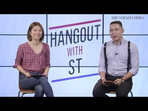 Hangout with ST Ep 2 (01/03/18)