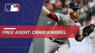 Craig Kimbrel set to become free agent