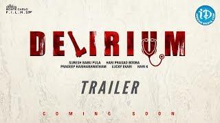 DELIRIUM | Independent Film Trailer | Psychological Thriller