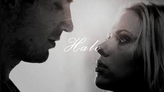 Halo - Romanogers (Steve and Natasha)