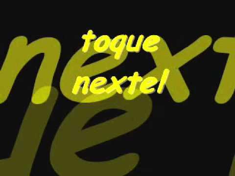 toque nextel (original)