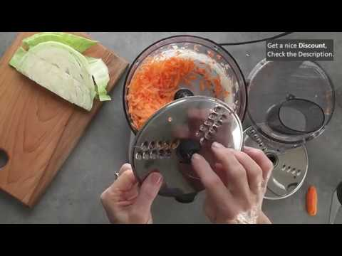 Cuisinart Food Processor (Don't buy it before you watch this)