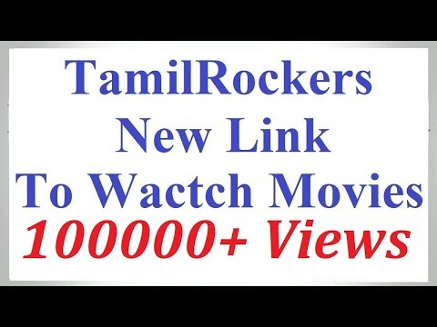 TamilRockers - Watch Movies | TamilRockers New Website Address