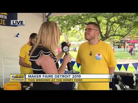 Maker Faire Detroit 2019