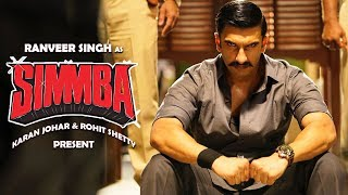 Simmba First Song Aankh Mare Ranveer Singh Sara Ali Khan Rohit Shetty