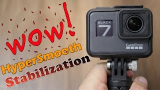 GoPro Hero 7 Black review (Hindi) - with built in HyperSmooth stabilization, better than a gimbal