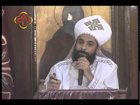 """القداس الإلهي .. """" كنيسة القديسة العذراء مريم والأنبا بيشوى بالعباسية - القاهرة """""""
