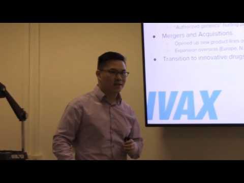 BUS 290 Student Presentation - Teva Pharmaceutical Industries, Ltd.