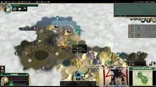 Civ 5 Game 223: Huns 7