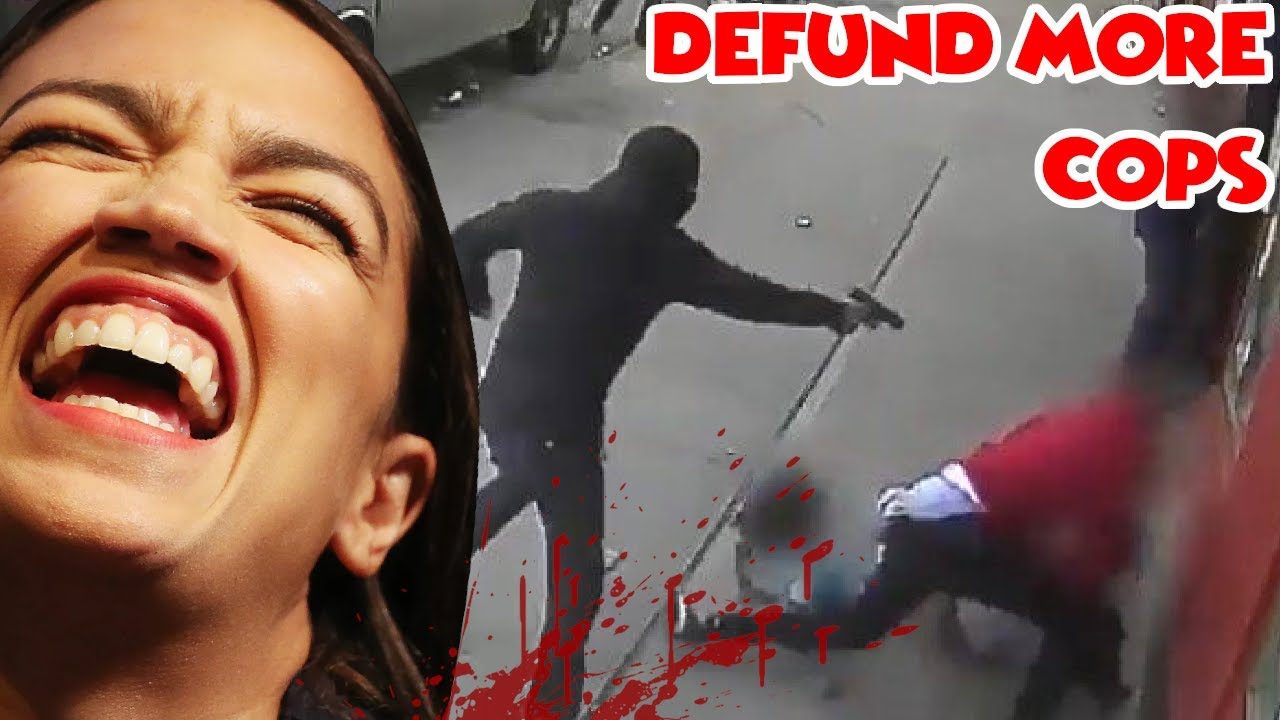 AOC IS Getting People Shot In front of Their Kids In NYC