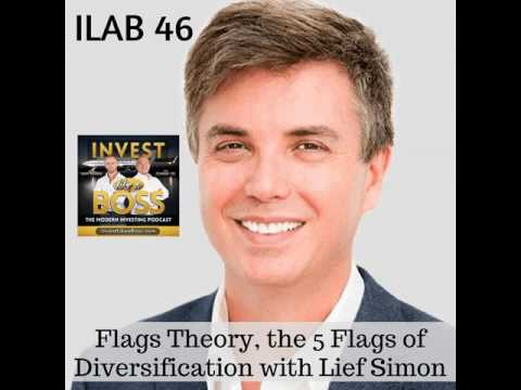 46: Flags Theory, the 5 Flags of Diversification with Lief Simon