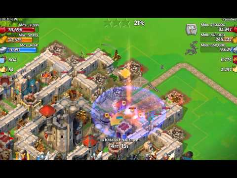 Age Of Empires: Castle Siege Gameplay