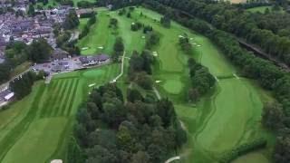 Banchory Golf Course Drone Flyover