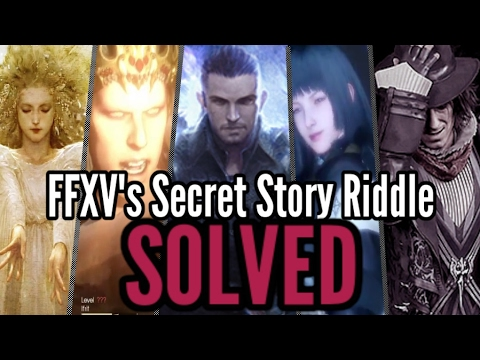 Final Fantasy XV biggest mysteries explained: A Tale of Love and Despair (FF15 story spoilers)