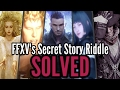 Final Fantasy XV biggest mysteries explained A Tale of Love and Despair FF15 story spoilers
