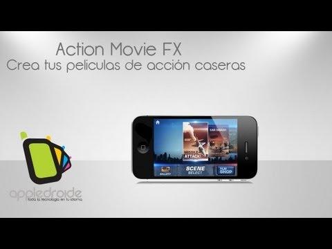Action Movie FX crea tu propia película de acción