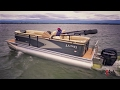 Lund Launches New 2017 LX Pontoon Series