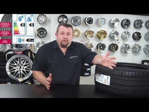 Etiquetado Neumáticos en Europa: Certificación Energética y Adherencia en Lluvia