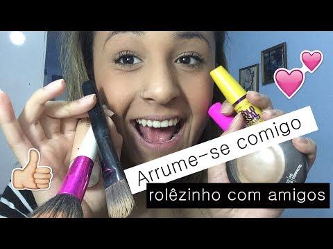 """Mari Casou aos 17 - Get ready with me """"rolêzinho"""" ❤❤❤ (arrume-se comigo) #VEDA9"""