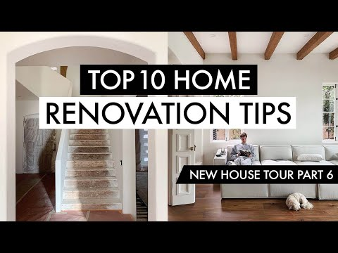 Top 10 Home Renovation Tips | Home Renovation Mistakes | Aimee Song