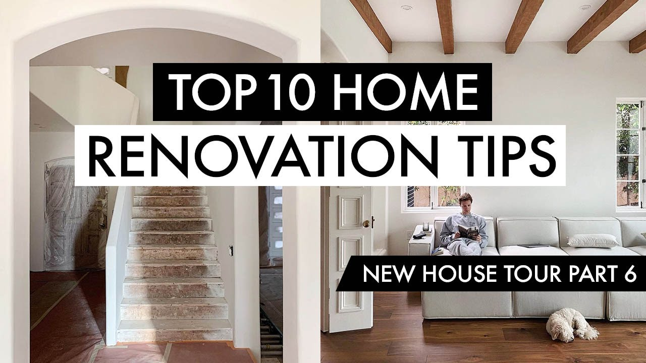 Home Renovation: A Beginner's Guide