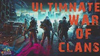 WEEK 2 FINALS || Bi ELITE CLANS WAR NEVER SEEN || PUBG MOBILE WAR !