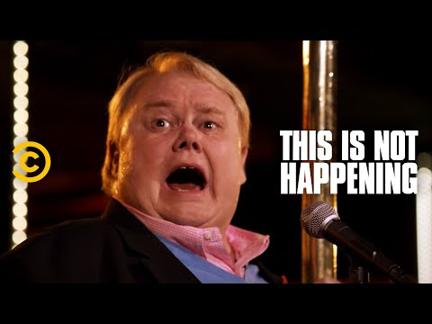 This Is Not Happening  Louie Anderson  My Brother the Safecracker